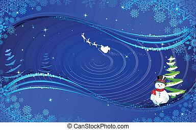 tarjeta de navidad