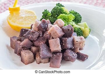Taro Fries