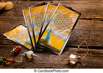 Tarot cards and other accessories - Tarot cards and other ...