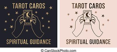 Tarot Readings Tarot Card Altar Cloth, Palm Readings Altar ...