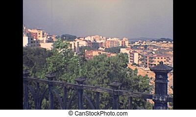 tarragona, négliger, del, balcon, mediterraneo