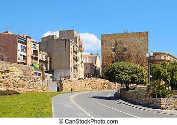 Tarragona roman remains, Spain