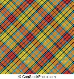tartan, buchanan, seamless, diagonal