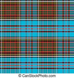 Tartan Clan Anderson seamless pattern vector illustration