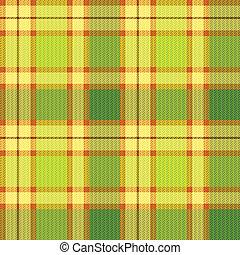Tartan, plaid pattern. Seamless vector.