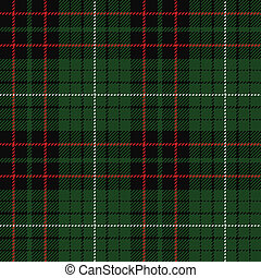 Tartan, plaid pattern - Seamless vector illustration