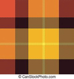 Tartan plaid - Tartan Scottish plaid material pattern...
