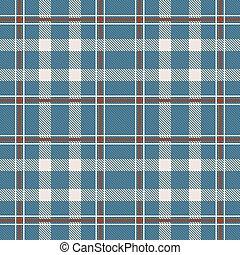 Tartan seamless pattern.