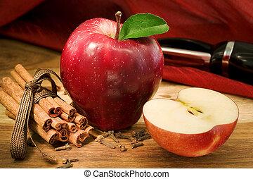 tarte aux pommes, ingrédients