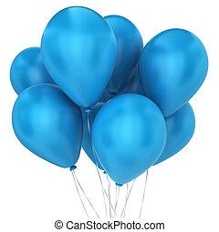 tas, ballons