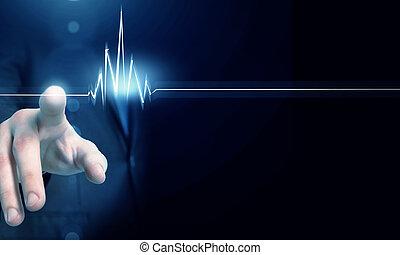 tasa corazón, paliza
