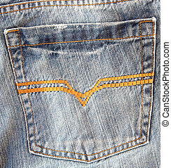tasca, foto, jeans