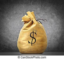 Tasche, Dollar