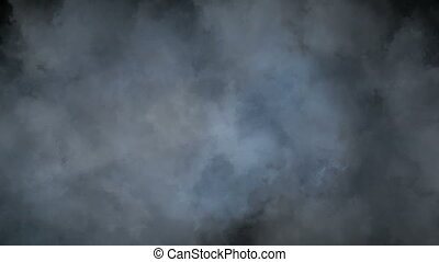 taschenlampe, wolkenhimmel