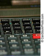 taschenrechner, schlüssel