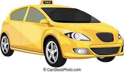 tassì, giallo