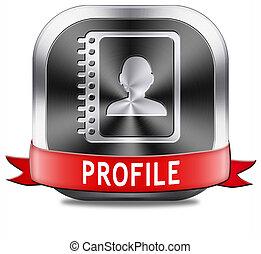 taste, profil