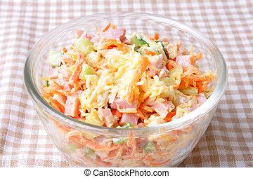 Taste salad