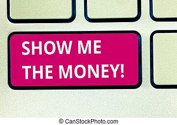 tastiera, mostra, foto, soldi., segno, urgente, tastiera, messaggio, prima, creare, acquisto, intention, testo, concettuale, esposizione, chiave, fabbricazione, me, contanti, idea., computer, investe, o