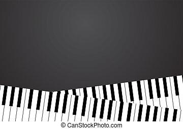 tastiera pianoforte