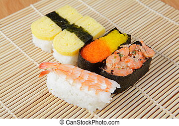 delicious japan sushi