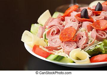 Tasty Antipasto Salad