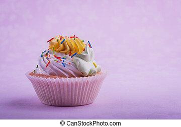 tasty Birthday cupcake