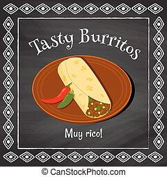 tasty burritos