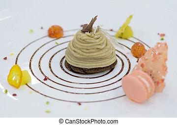 tasty cupcake