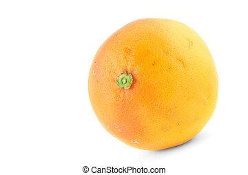 tasty grapefruit on
