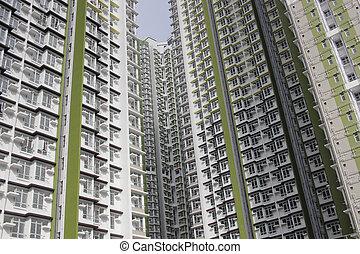 tat, 家, 公衆, 財産, hk