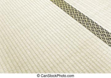Tatami mat - Japanese traditional tatami mat.