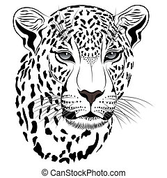 tatoeëren, luipaard