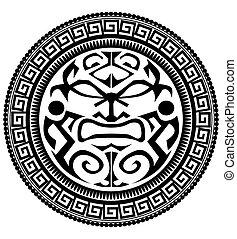tatoeëren, polynesiër