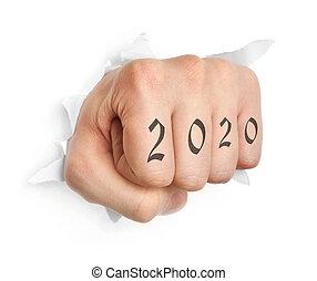 tatouage, 2012, main