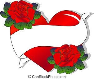 tatto symbol banner love
