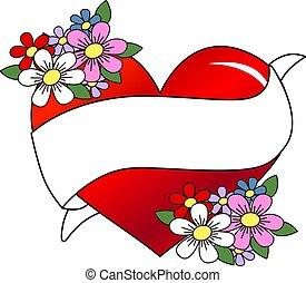 tattoo banner love