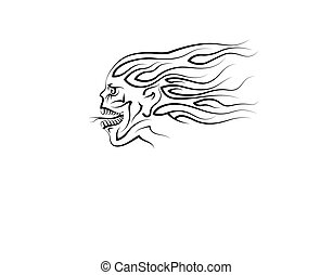 Tattoo Beast Design