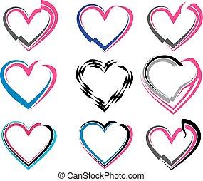 Tattoo Heart Design