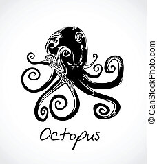 Tattoo Octopus