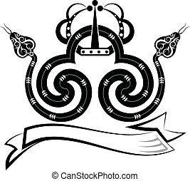 Tattoo Snake Design