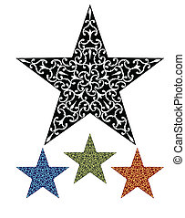 Tattoo Star Design