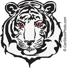 tiger - tattoo tiger