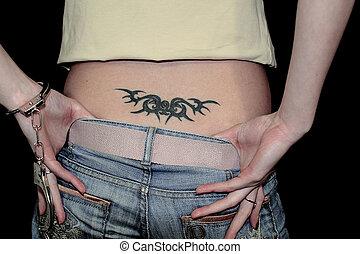 tatuagem, 2