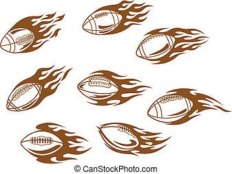 tatuaggi, football, rugby