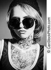 tatuaje, niñas