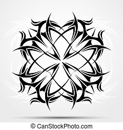 tatuaje, tribal
