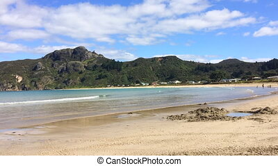 Taupo Bay New Zealand - Taupo Bay in Northland New Zealand