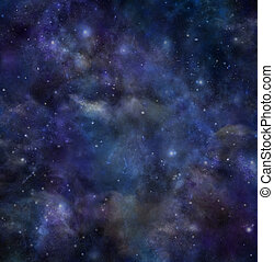 Taurus Formation Night Sky Deep Space background