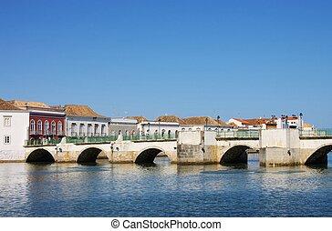 Tavira bridge